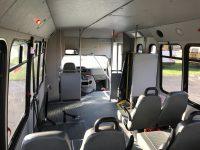 2011 Ford E-450 Bus 14 +3