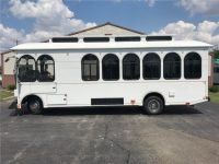 2017 Hometown Trolley Carriage