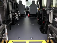 2018 Wheelchair Accessible (AV) Ford Transit 250 Rear Wheelchair Lift