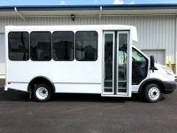 2018 World Trans Ford Transit Bus For Sale 14 Passenger Shuttle