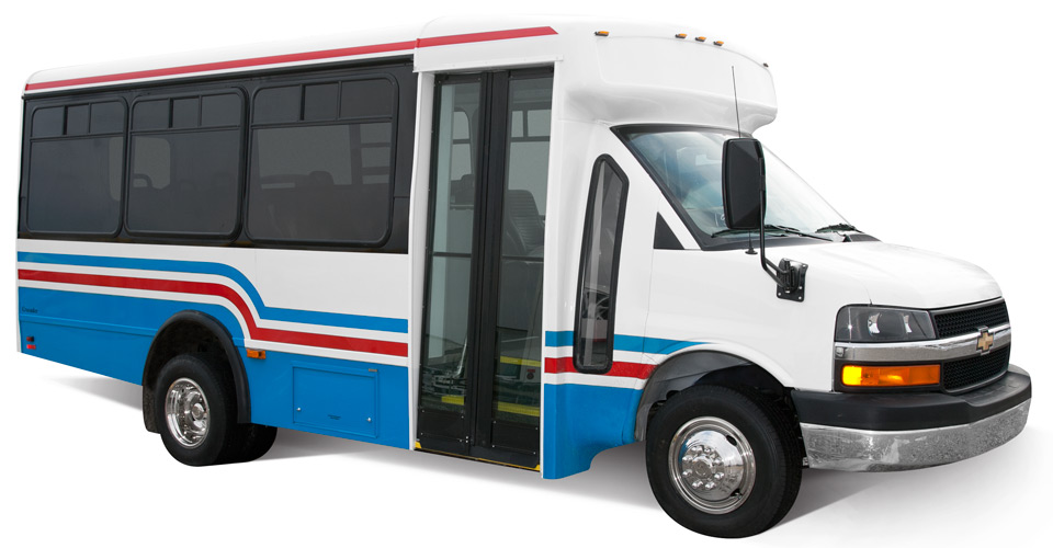Crusader - American Bus and Accessories
