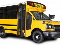 Collins GM/Chevy Type A School Bus SRW