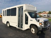 2019 Champion Challenger Wheelchair Bus