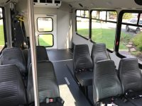 2019 Champion Challenger Wheelchair Accessible Bus 8 Passengers + 4 Wheelchair Positions