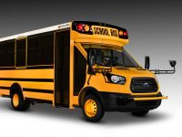 Collins Ford Transit, Type A School Bus