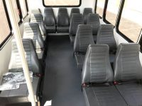 2019 World Trans Ford Transit Bus For Sale 14 Passenger Shuttle