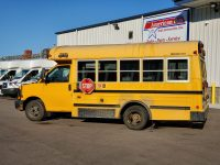 18 Passenger Yellow School Bus