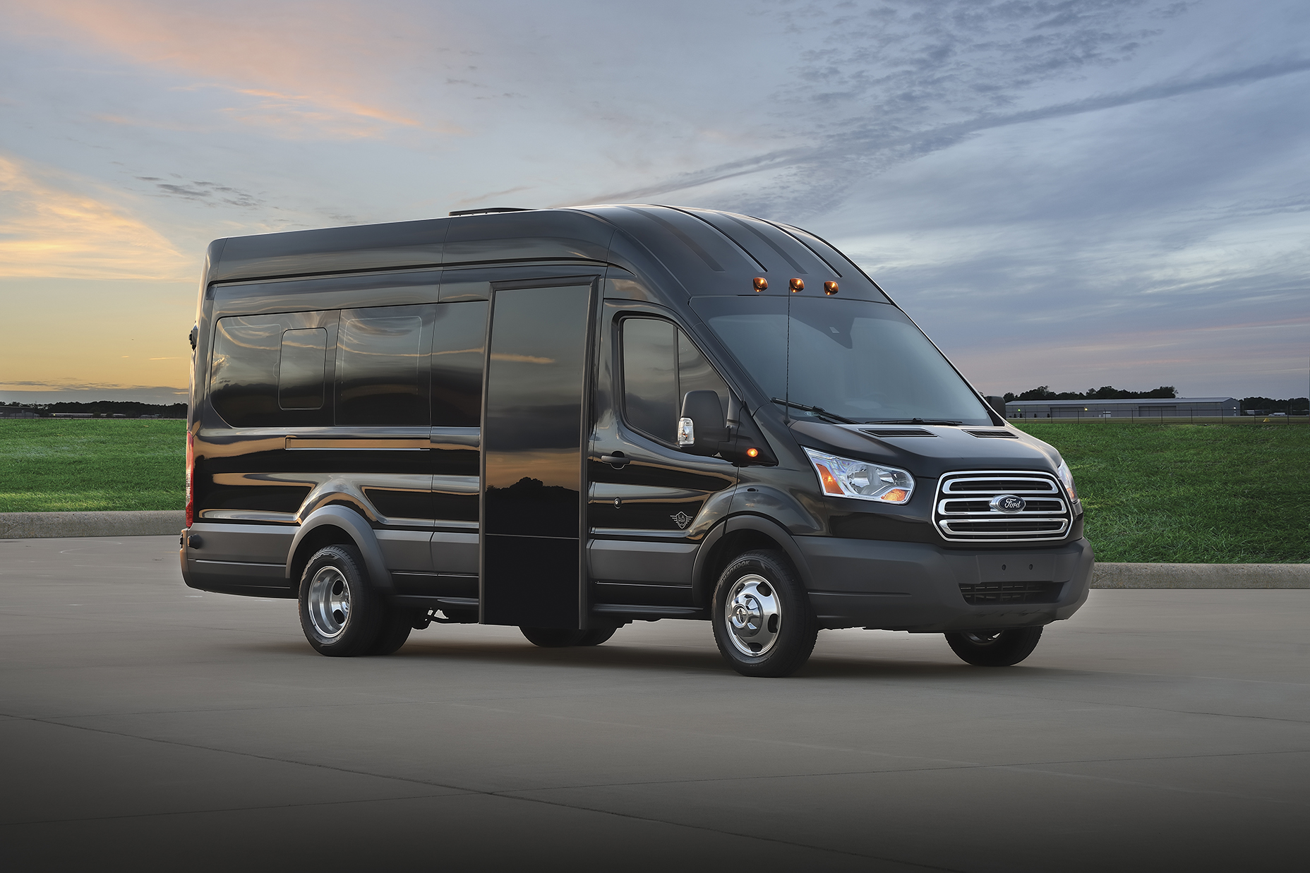 Ford Transit Shuttle - American Bus and Accessories