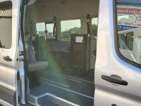 2021 Wheelchair Equipped Ford Transit Van For Sale
