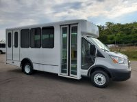 2019 World Trans Bus For Sale 5 Passenger + 3 Wheelchairs With 37″ Wheelchair Lift