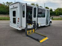 2018 World Trans Bus For Sale 5 Passenger + 3 Wheelchairs With 37″ Wheelchair Lift