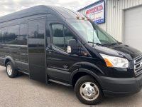 2019 Ford Transit Executive Limo Shuttle 14 Passengers LA West