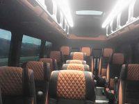 2019 LA West Mercedes 14 Passenger Executive Shuttle (Portal Door)
